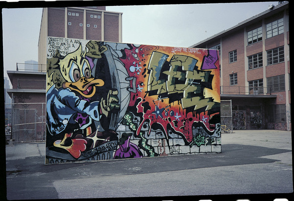 World's Top 20 Graffiti Artists