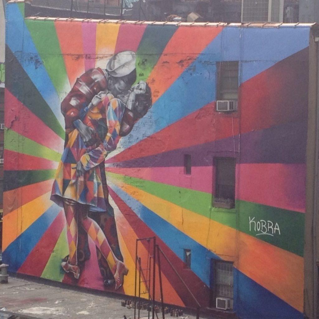 graffiti romance