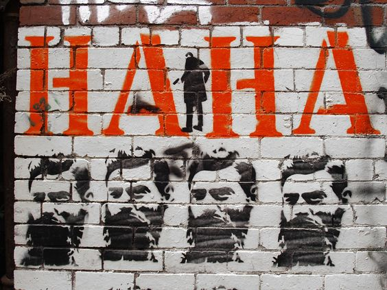 Top 10 Australian Street Artists | HA-HA