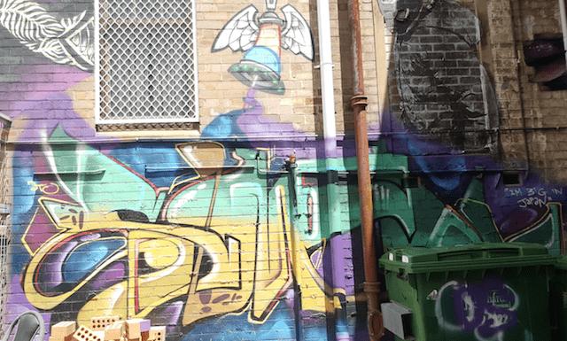 Graffiti Art Katoomba
