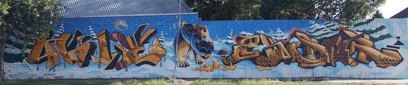 Graffiti Art Melbourne