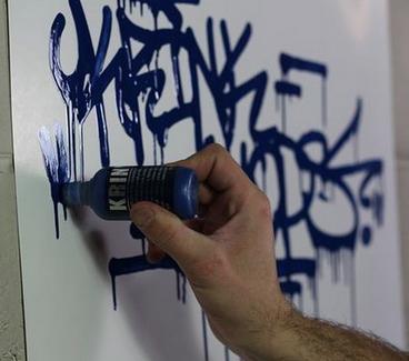Graffiti Mop Markers